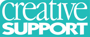 TQUK EPA partner Creative Support logo